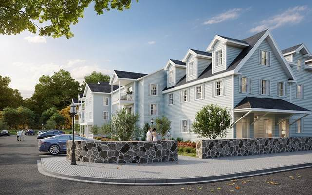 2239 Washington Street #103, Canton, MA 02021 (MLS #72816739) :: Cape Cod and Islands Beach Properties
