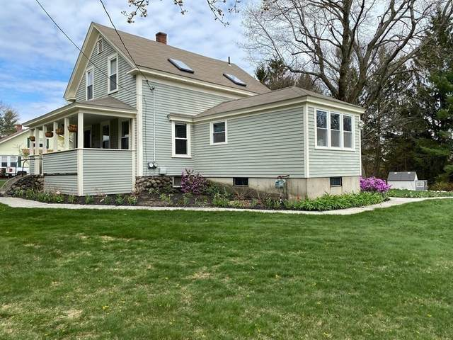 305 Maple St, West Boylston, MA 01583 (MLS #72816749) :: Cape Cod and Islands Beach Properties