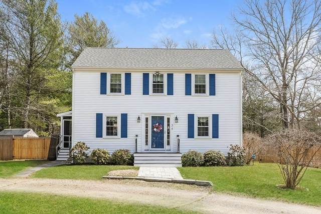 34 Bourne Rd, Plymouth, MA 02360 (MLS #72816790) :: EXIT Cape Realty