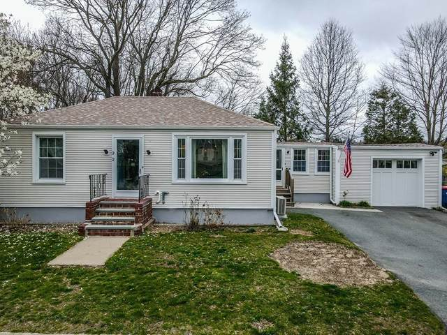 32 Magnolia Avenue, Fairhaven, MA 02719 (MLS #72816794) :: RE/MAX Vantage