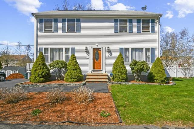 5 Spinale Road, Peabody, MA 01960 (MLS #72816836) :: EXIT Realty