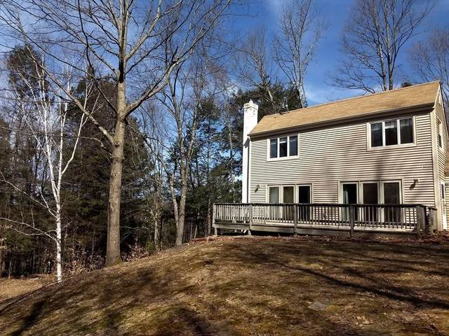 134 Frizzell Hill Rd, Leyden, MA 01337 (MLS #72816856) :: EXIT Realty