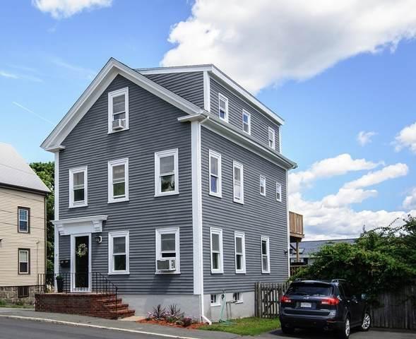10 Tremont St, Salem, MA 01970 (MLS #72817093) :: EXIT Cape Realty