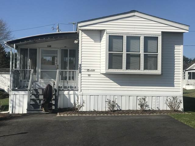 168 Easy St, Raynham, MA 02767 (MLS #72817127) :: EXIT Cape Realty