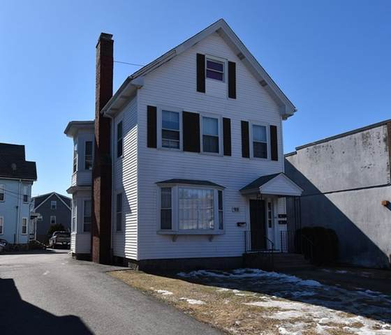 918 Main Street, Waltham, MA 02451 (MLS #72817148) :: EXIT Cape Realty