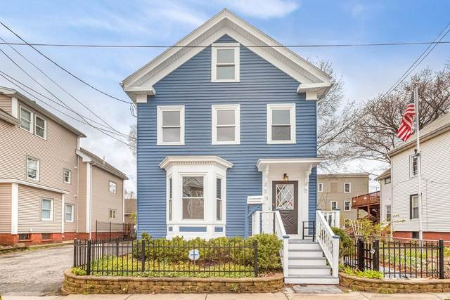 34 Everett Avenue #1, Somerville, MA 02145 (MLS #72817151) :: EXIT Cape Realty