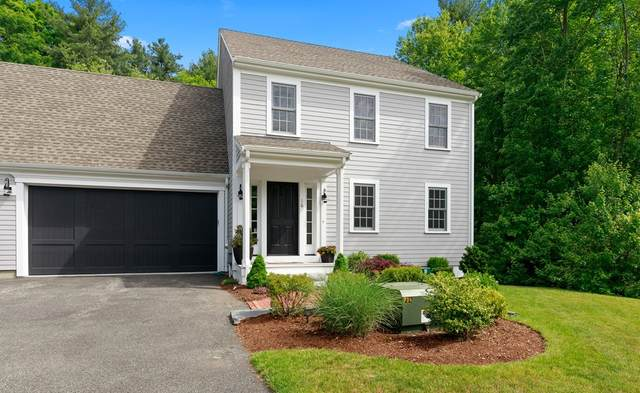 16 Damon Farm #16, Norwell, MA 02061 (MLS #72817249) :: RE/MAX Vantage