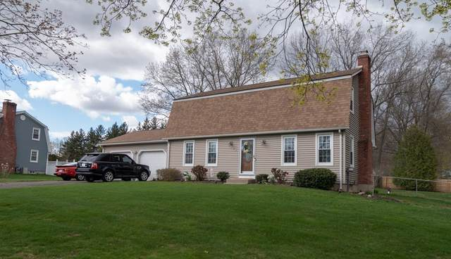 87 Valley View Cir, West Springfield, MA 01089 (MLS #72817337) :: Cape Cod and Islands Beach Properties