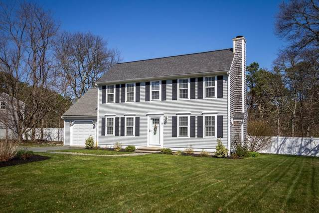 15 Carleton Dr, Mashpee, MA 02649 (MLS #72817416) :: East Group, Engel & Völkers
