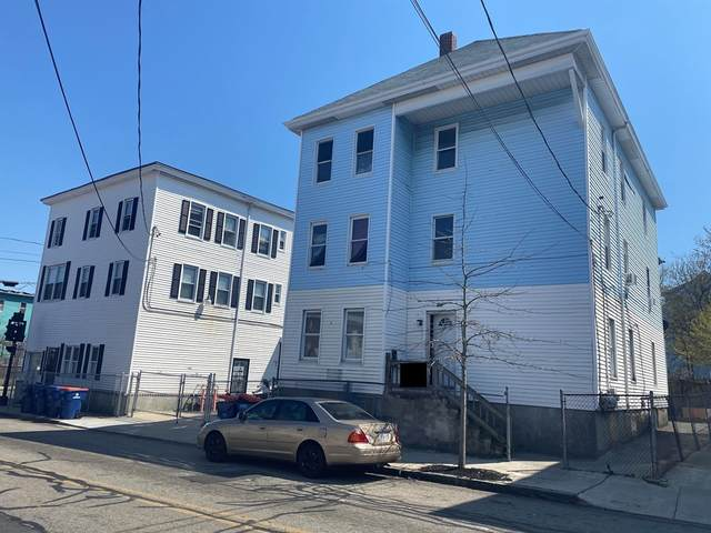 180 Sawyer Street, New Bedford, MA 02746 (MLS #72817517) :: EXIT Realty