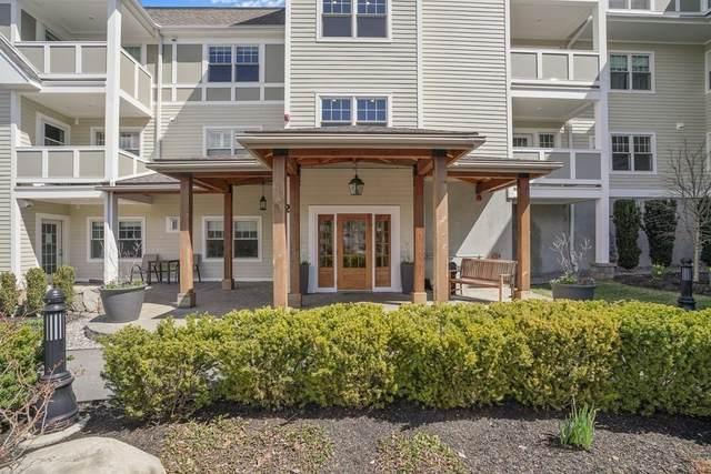 2 Manor Terrace #235, Lexington, MA 02421 (MLS #72817597) :: EXIT Realty