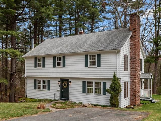 89 Pine Hill Rd, Ashland, MA 01721 (MLS #72817631) :: EXIT Realty