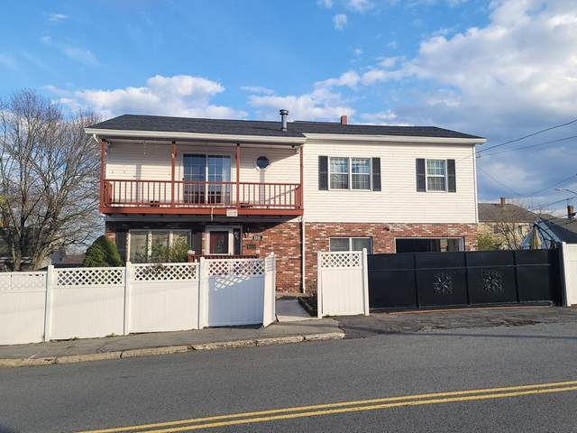 103 Howard St, Lawrence, MA 01841 (MLS #72817680) :: EXIT Realty