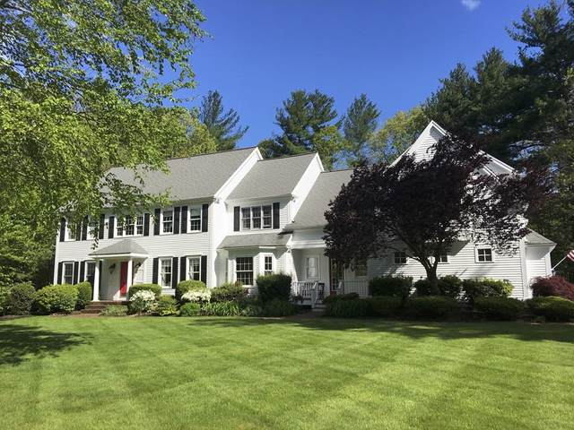 217 Old Schoolhouse Lane, Hanover, MA 02339 (MLS #72817755) :: Cape Cod and Islands Beach Properties