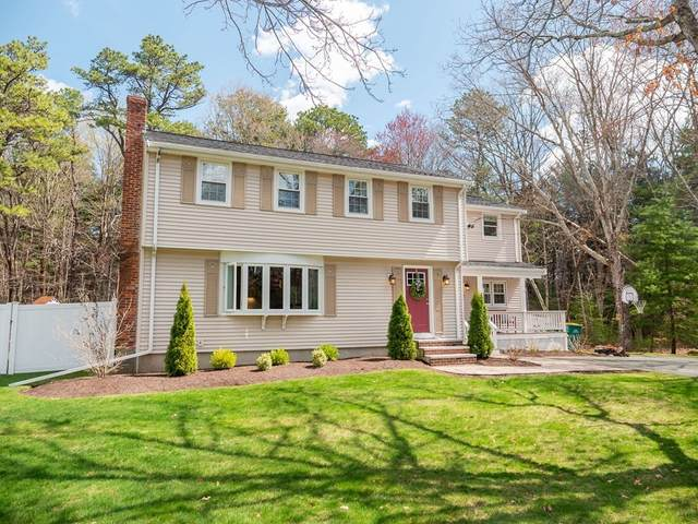 111 Randall St, Easton, MA 02356 (MLS #72817871) :: Welchman Real Estate Group