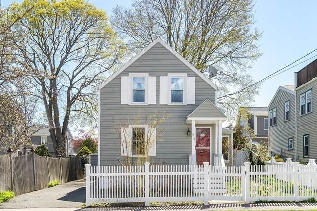 53 Monmouth Street, Quincy, MA 02171 (MLS #72817898) :: RE/MAX Vantage