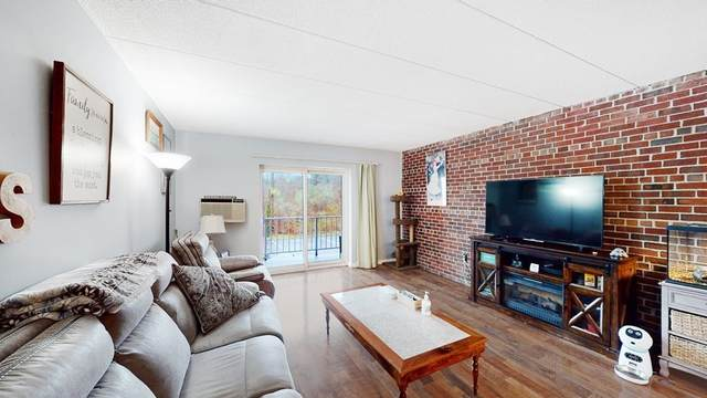70 Webster #211, Weymouth, MA 02190 (MLS #72817901) :: Revolution Realty