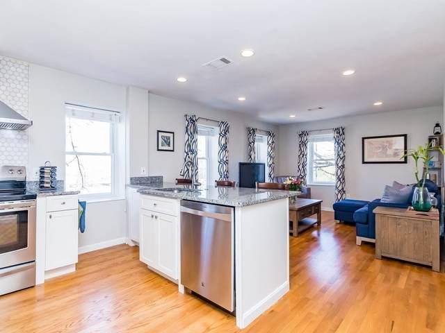416 Medford Street C4, Boston, MA 02129 (MLS #72817932) :: RE/MAX Vantage