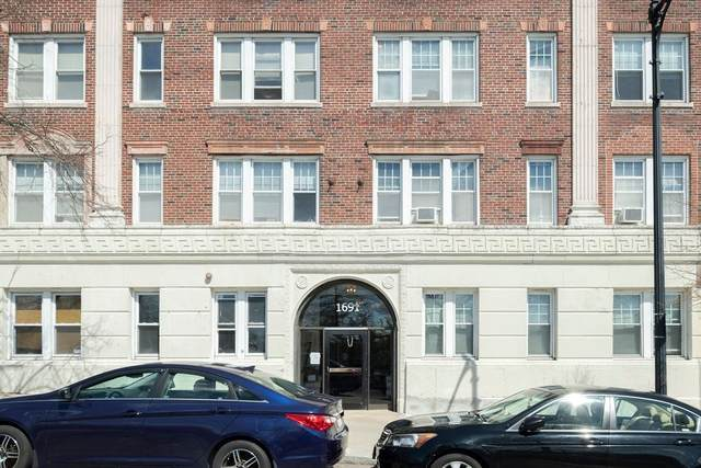 1691 Commonwealth Ave #34, Boston, MA 02135 (MLS #72817941) :: RE/MAX Vantage