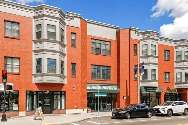 327 Centre St #203, Boston, MA 02130 (MLS #72817951) :: RE/MAX Vantage