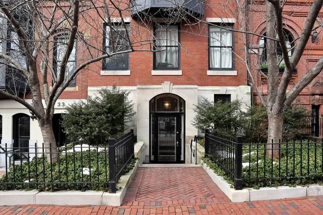 29 Brimmer Street #3, Boston, MA 02108 (MLS #72817963) :: RE/MAX Vantage