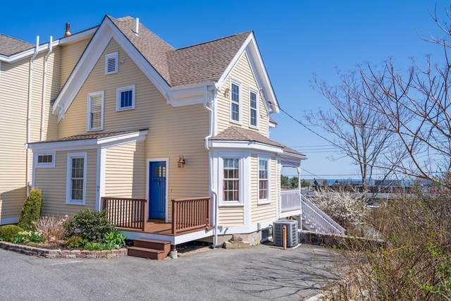 124 Eastern B, Gloucester, MA 01930 (MLS #72817966) :: RE/MAX Vantage