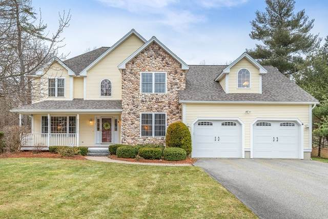 11 Arthur Ave, Chelmsford, MA 01824 (MLS #72818014) :: RE/MAX Vantage