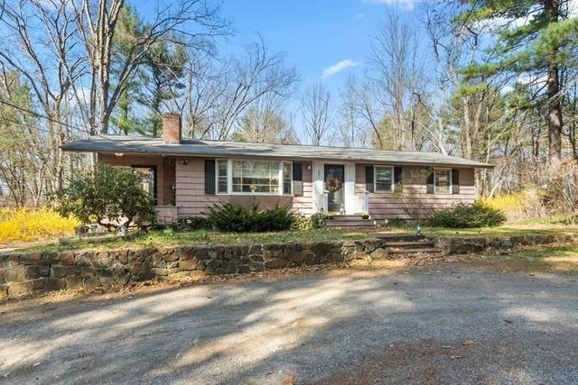 407 Andover St, Georgetown, MA 01833 (MLS #72818041) :: Welchman Real Estate Group