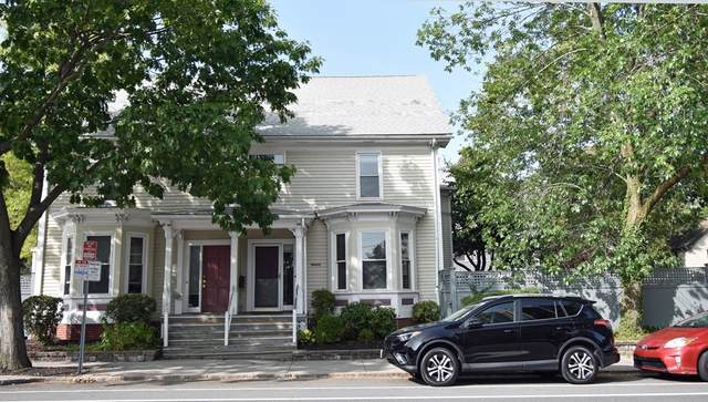 269-271 Mount Auburn Street, Cambridge, MA 02138 (MLS #72818077) :: Cape Cod and Islands Beach Properties