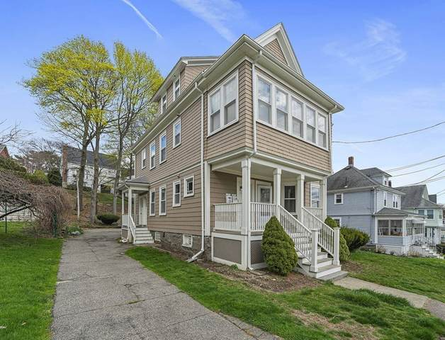 172 Glendale Road #172, Quincy, MA 02169 (MLS #72818129) :: Conway Cityside