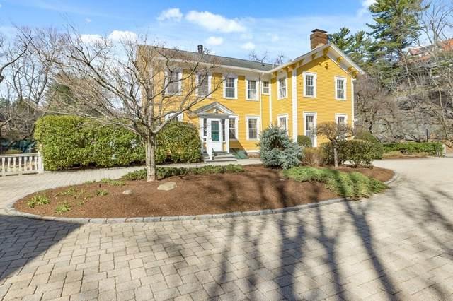 550 Beacon Street, Newton, MA 02459 (MLS #72818130) :: Boston Area Home Click