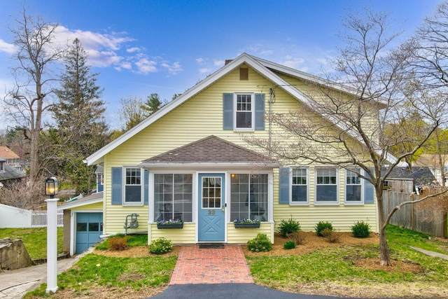 33 Warren Ave Extension, Wakefield, MA 01880 (MLS #72818200) :: Alex Parmenidez Group