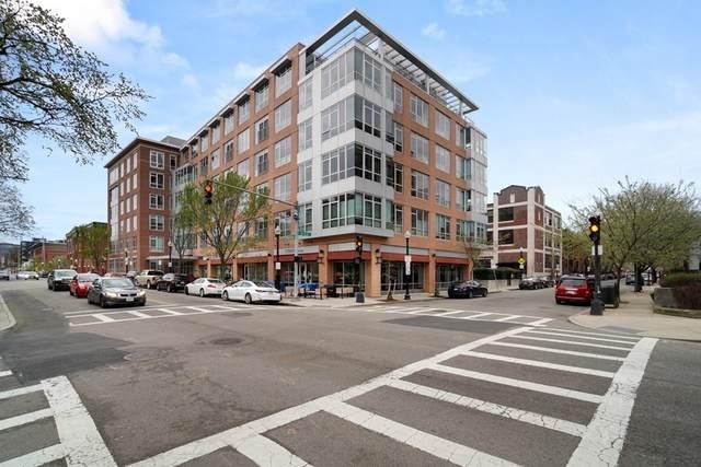 700 Harrison Ave #111, Boston, MA 02118 (MLS #72818213) :: Maloney Properties Real Estate Brokerage