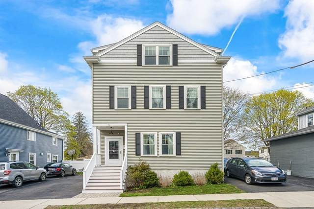 41 Holland St #41, Winchester, MA 01890 (MLS #72818324) :: EXIT Cape Realty