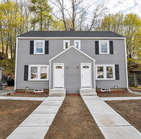 64-66 Reed St, Worcester, MA 01602 (MLS #72818336) :: Welchman Real Estate Group