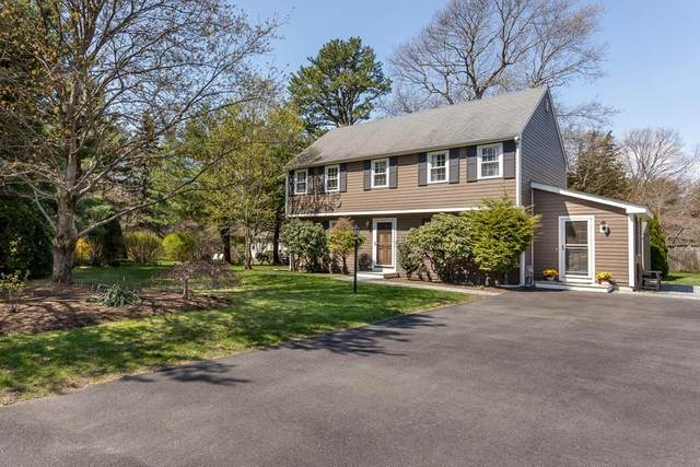 9 Riverview, Canton, MA 02021 (MLS #72818617) :: East Group, Engel & Völkers