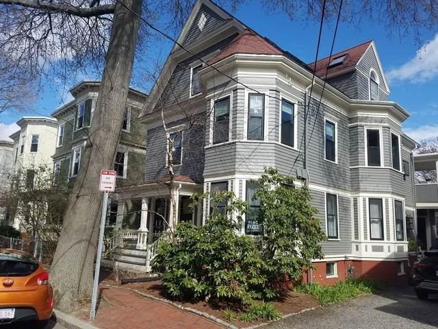 48 Fayette St. #2, Cambridge, MA 02139 (MLS #72818623) :: Cape Cod and Islands Beach Properties