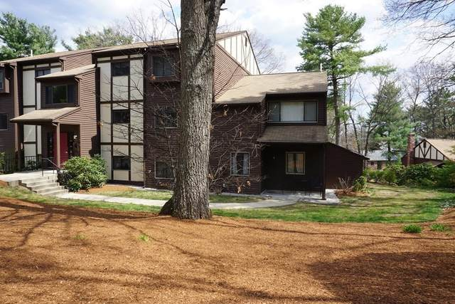 76 Highwood Drive #76, Franklin, MA 02038 (MLS #72818626) :: East Group, Engel & Völkers
