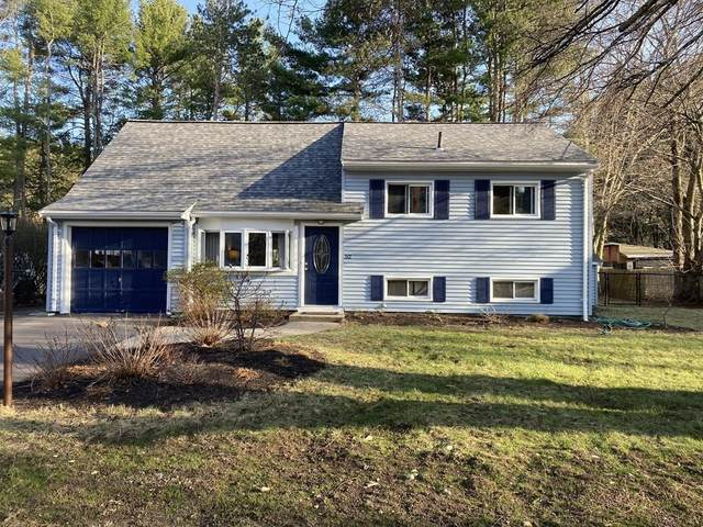 52 Davidson Rd, Framingham, MA 01701 (MLS #72818675) :: East Group, Engel & Völkers