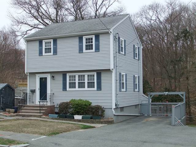 85 Emerald St, Quincy, MA 02169 (MLS #72818706) :: Spectrum Real Estate Consultants
