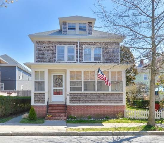 34 Junior St, New Bedford, MA 02740 (MLS #72818709) :: East Group, Engel & Völkers