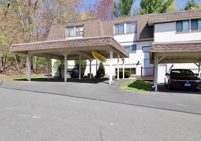 47 Shad Row #47, Suffield, CT 06078 (MLS #72818746) :: Westcott Properties