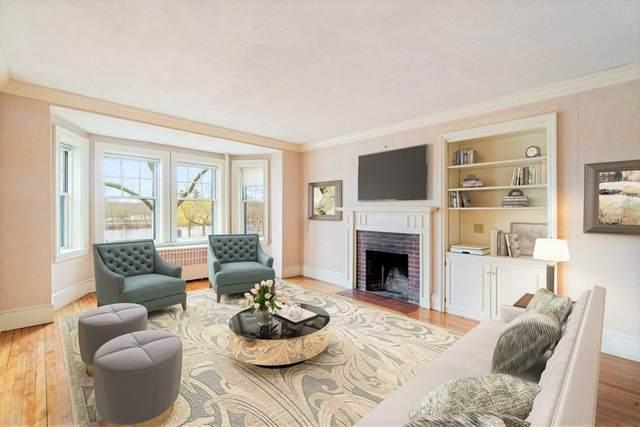992 Memorial Drive #105, Cambridge, MA 02138 (MLS #72818846) :: Boston Area Home Click