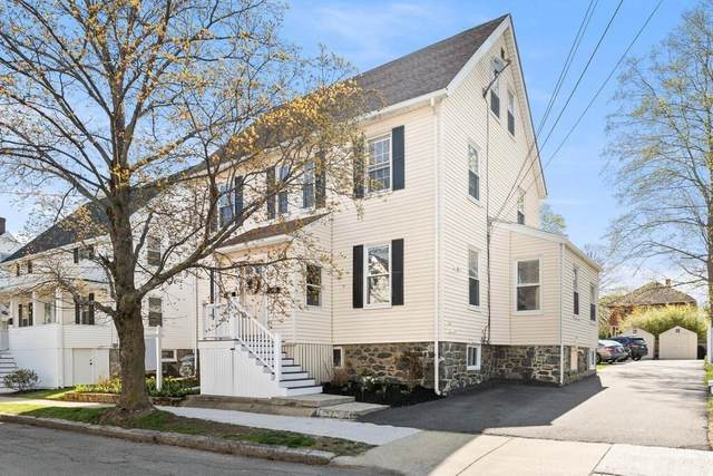9 Tappan St #9, Melrose, MA 02176 (MLS #72818847) :: DNA Realty Group