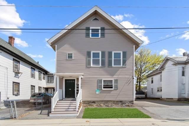 37 W 5th Street, Lowell, MA 01850 (MLS #72818953) :: Team Roso-RE/MAX Vantage