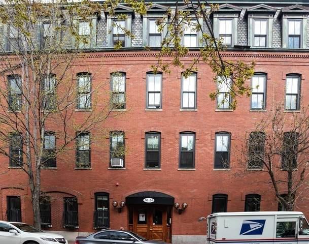 30 E Concord St #25, Boston, MA 02118 (MLS #72818982) :: Charlesgate Realty Group