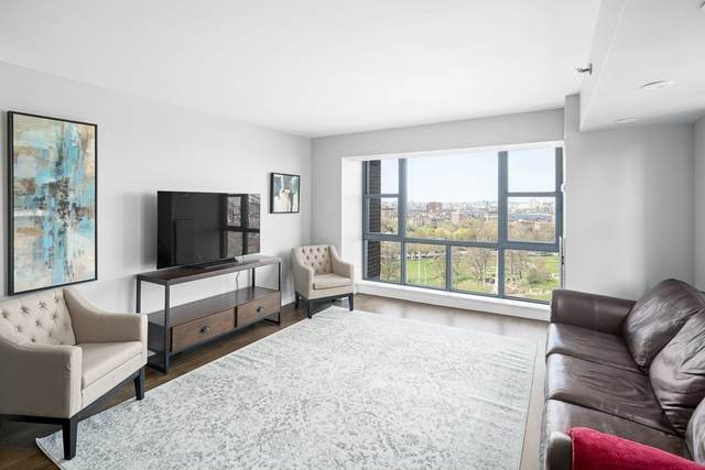 170 Tremont St #1801, Boston, MA 02111 (MLS #72819016) :: Charlesgate Realty Group