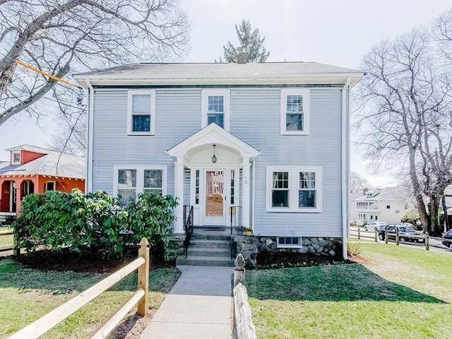 140 Plympton St, Waltham, MA 02451 (MLS #72819358) :: Team Roso-RE/MAX Vantage
