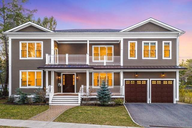 155 Beethoven Ave, Newton, MA 02468 (MLS #72819445) :: Cape Cod and Islands Beach Properties