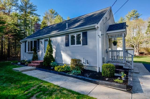 121 High St, Rochester, MA 02770 (MLS #72819458) :: Team Roso-RE/MAX Vantage